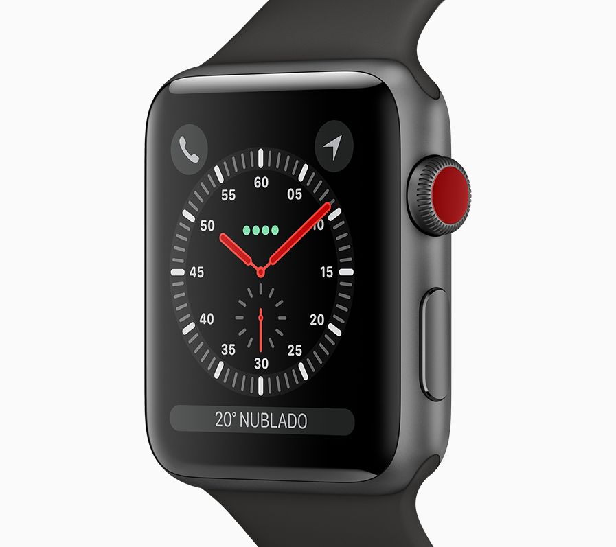 Apple Wacth Series 3 Mac Macstore