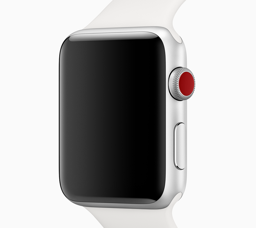 Apple Wacth Series 3 acabados Macstore