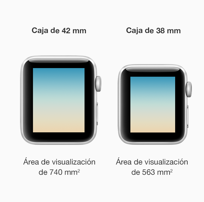 Apple Wacth Series 3 Resumen Macstore