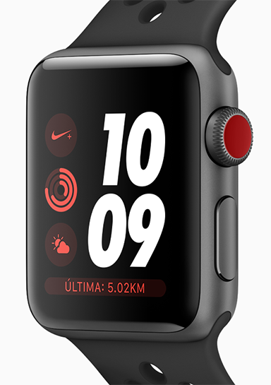 Apple Watch Series 3 Nike Mac Macstore