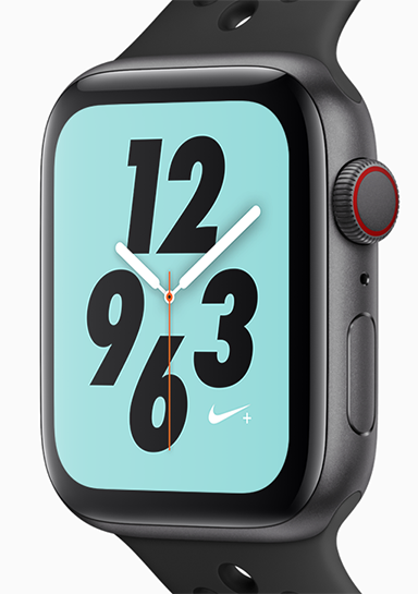 Apple Watch Series 4 Nike Mac Macstore