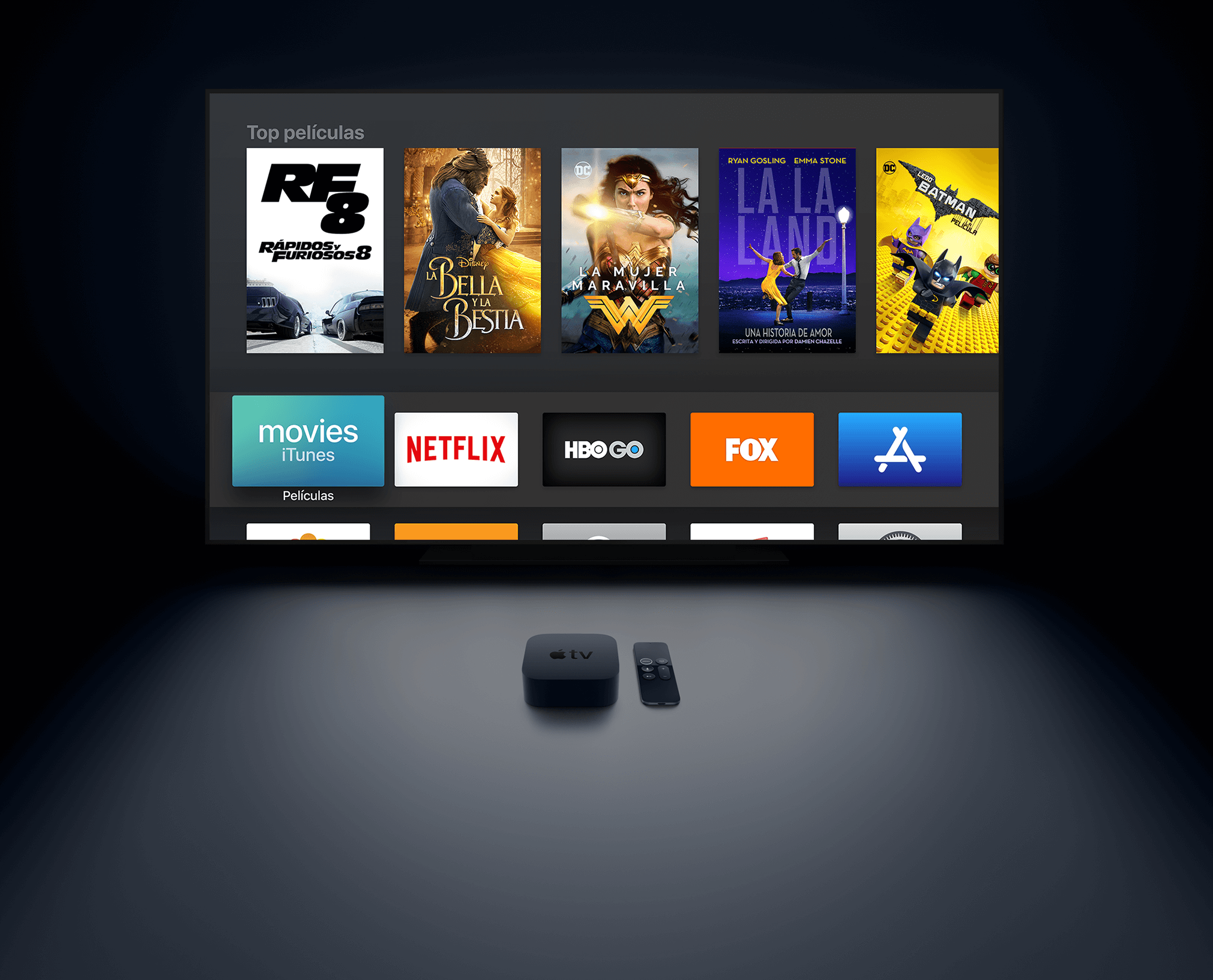 Promociones Apple TV MacStore