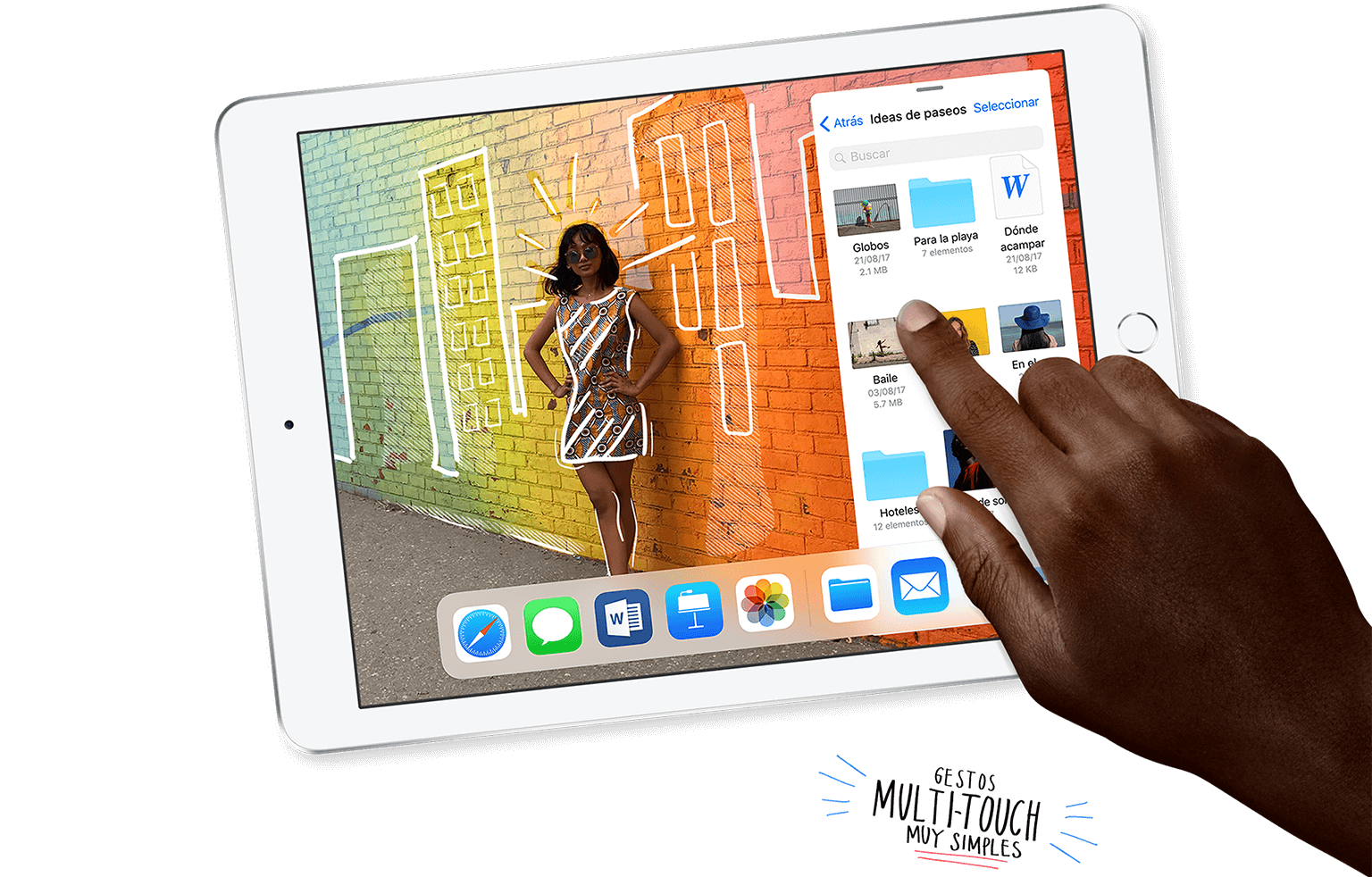 iPad Multitouch Macstore