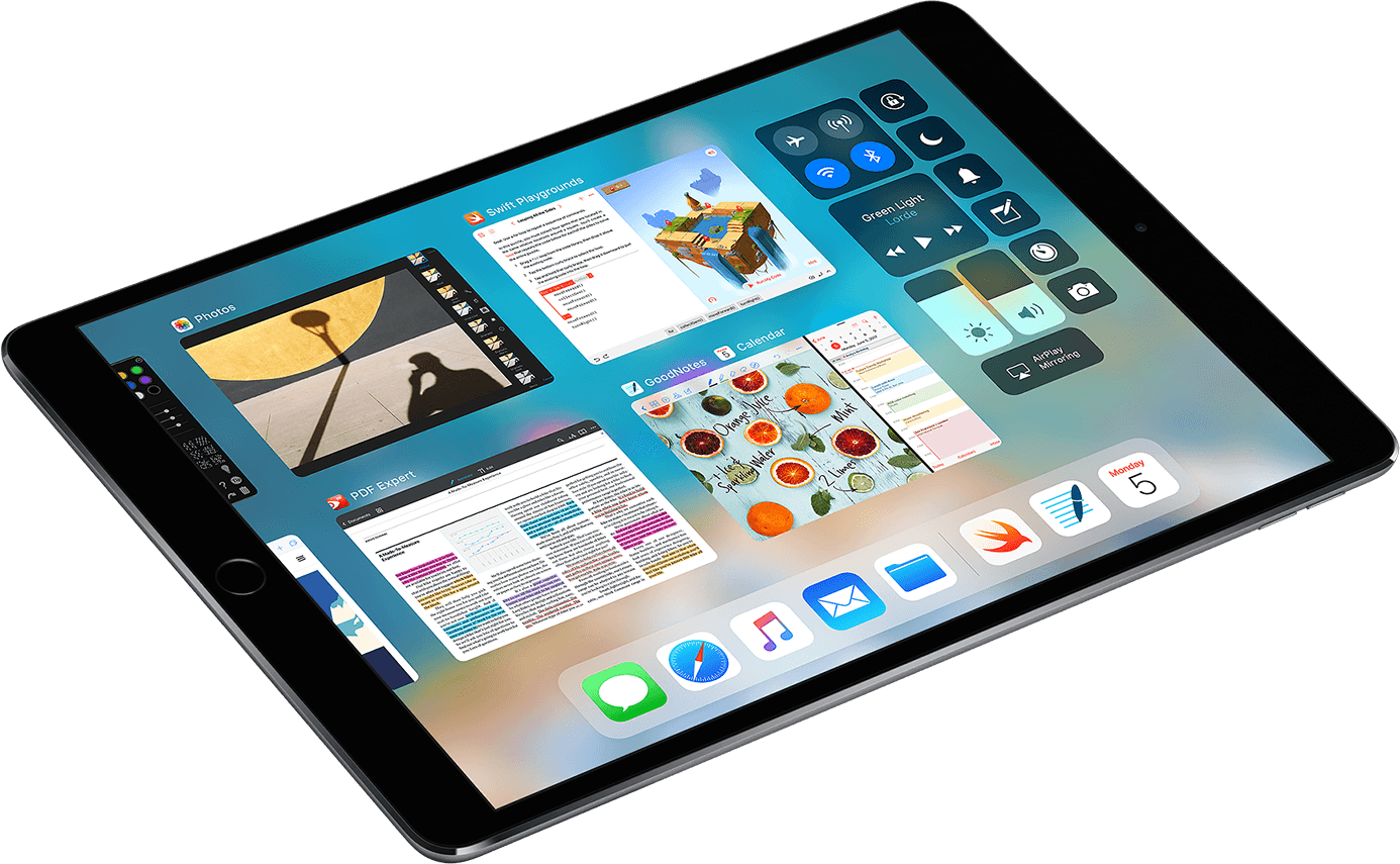 iPad ios 11 MacStore
