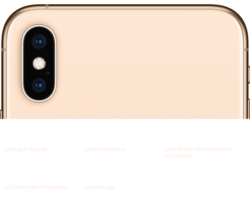 Imagen iPhone Xs Mac Macstore Apple