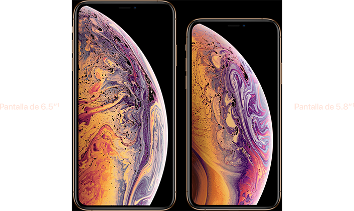 Side iPhone XS Max Mac Macstore Apple