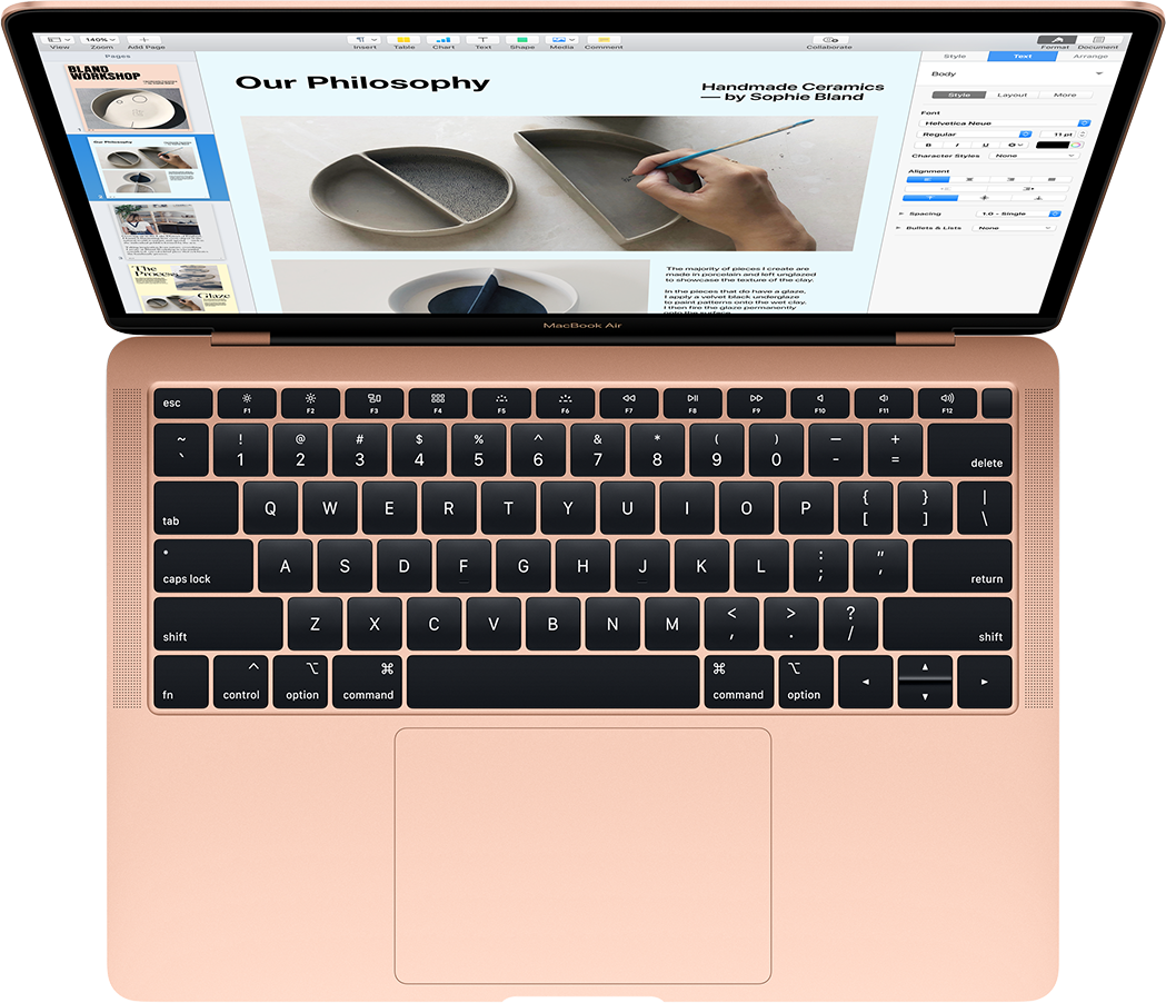 Teclado Macbook Air Macstore