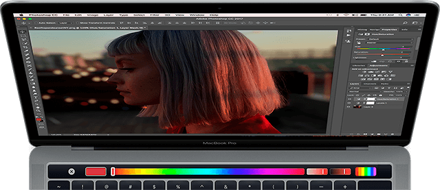 Touch Bar Apps MacBook Pro MacStore