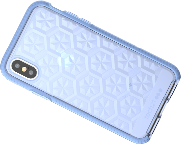 Tech21 funda azul