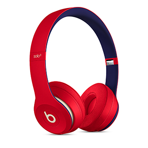 Audifonos Beats Solo3 Wireless MV8T2LL/A Club Collection Rojo