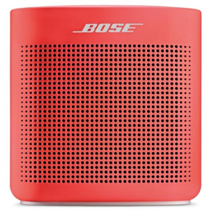 Bocina Bose Soundlink Color II, Portatil Bt Roja