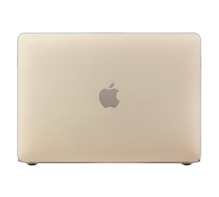 "Carcasa Moshi 99MO071905 p/MacBook 12"" Transparente"