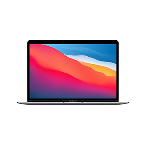 "MacBook Air 13"" MGN63E/A  Chip M1 CPU8/GPU7/8GBRAM/256GB Gris Espacial"