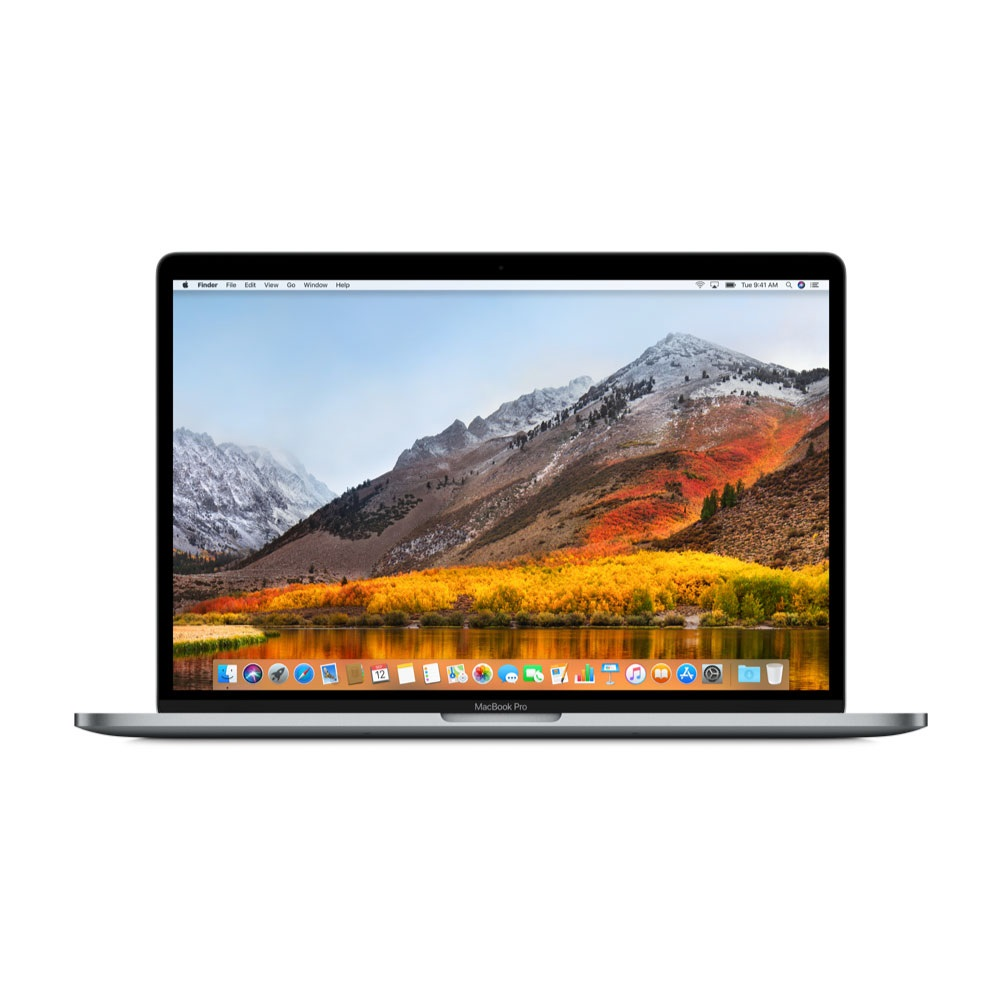 "MacBook Pro 13"" MR9Q2E/A 2.3GHZ QC/8G/256GB Touch Bar Space Gray"