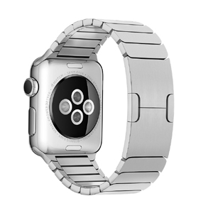 Extensible Apple café y hebilla moderna - Mediana p/Watch 38 mm
