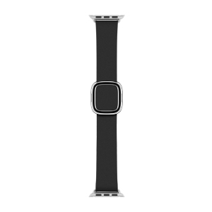 Correa Apple Deportiva Nike Negro con verde, p/Watch 38mm.