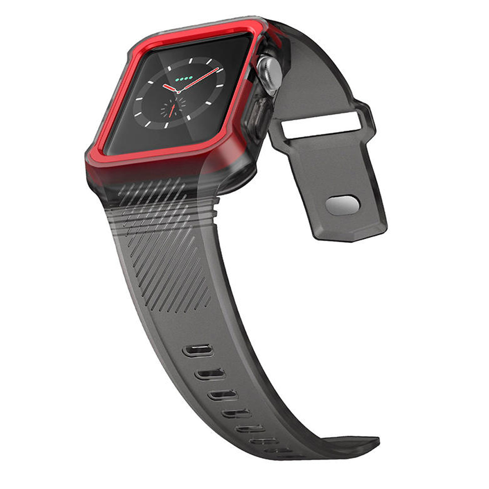 Correa X-Doria Rumble p/Apple Watch 42mm, Humo