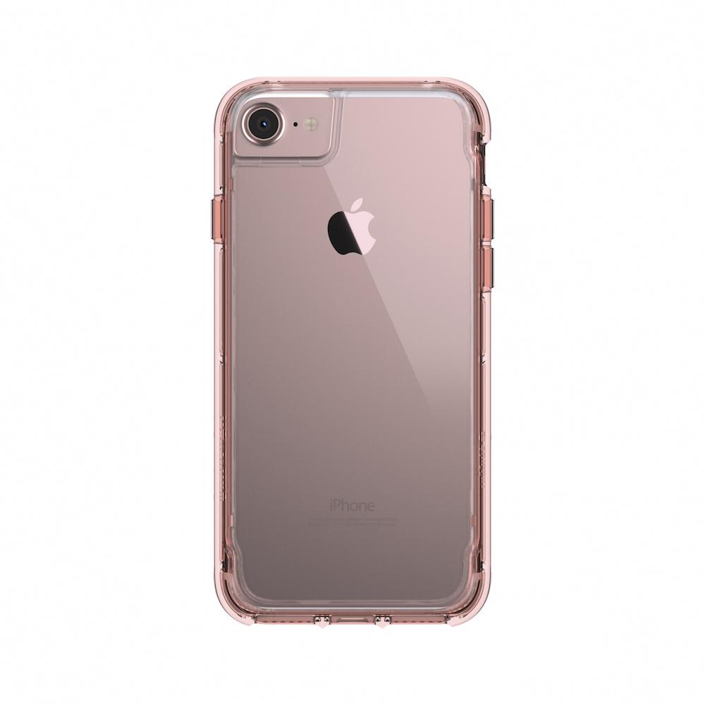 8b6747ed33b Funda Griffin Survivor Clear p/iPhone 6/6s/7/8 Oro...FUNGRI207