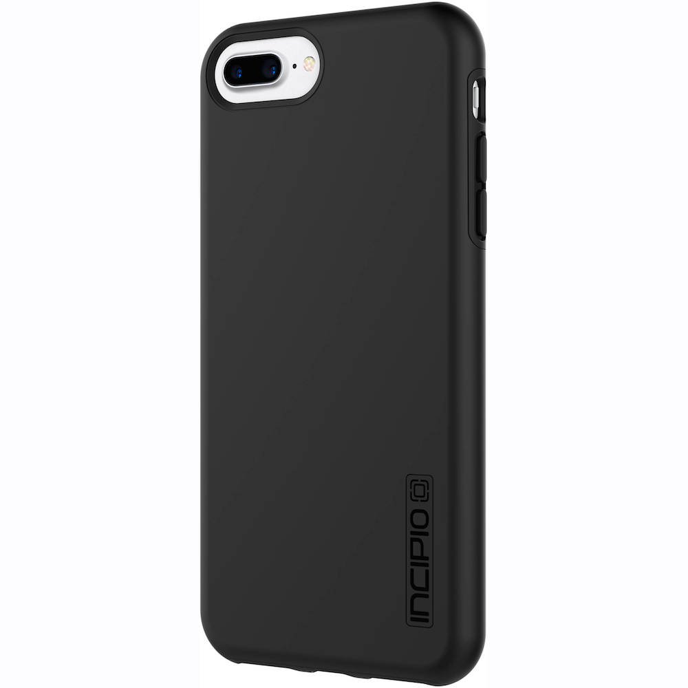 timeless design b1145 38cc6 Funda Incipio DualPro p/iPhone 7/8 Plus Negro FUNICP153