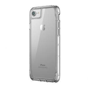 1d2e9d6253b Funda Griffin Survivor Clear For iPhone 6/6s/7/8 Clear Griffin SKU  IACCGRI003