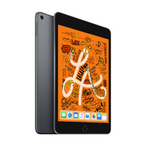 iPad Mini 5 MUQW2LZ/A Wi-Fi 64GB Gris Espacial