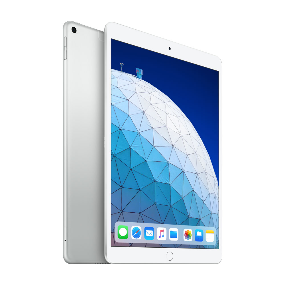 "iPad Air 3 10,5"" Wi-Fi + Celular, 256GB Plata"