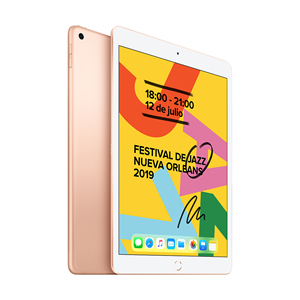 iPad 7 Wi-Fi 32 GB Plata