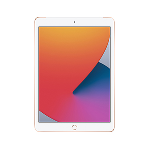 iPad 8 MYMK2LZ/A Wi-Fi + Cell 32GB Oro