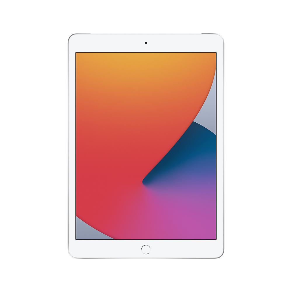 iPad 8 MYMM2LZ/A Wi-Fi + Cell 128GB Plata