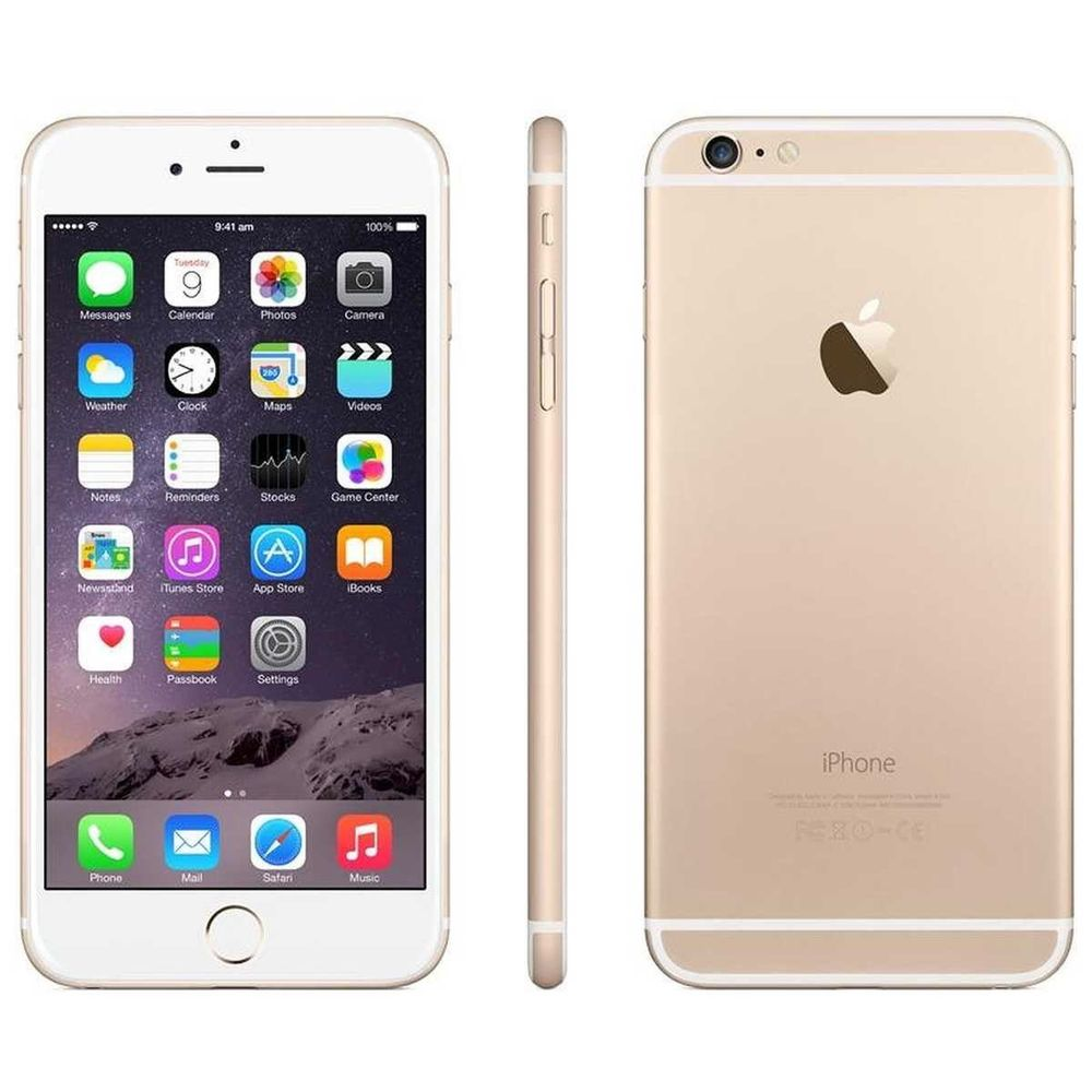 c1c53e01828 iPhone 6S Plus, 16GB Oro. Características