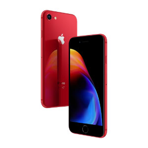iPhone 8, 256GB (PRODUCT)RED Special Edition