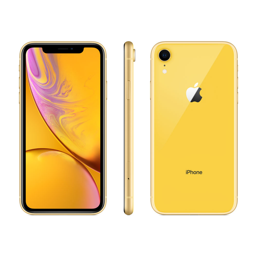 iPhone XR de 64GB, Amarillo