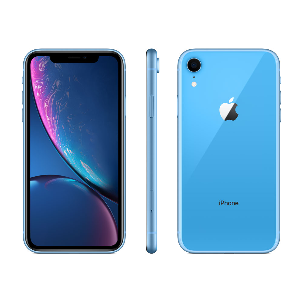 iPhone XR de 64 GB, Azul