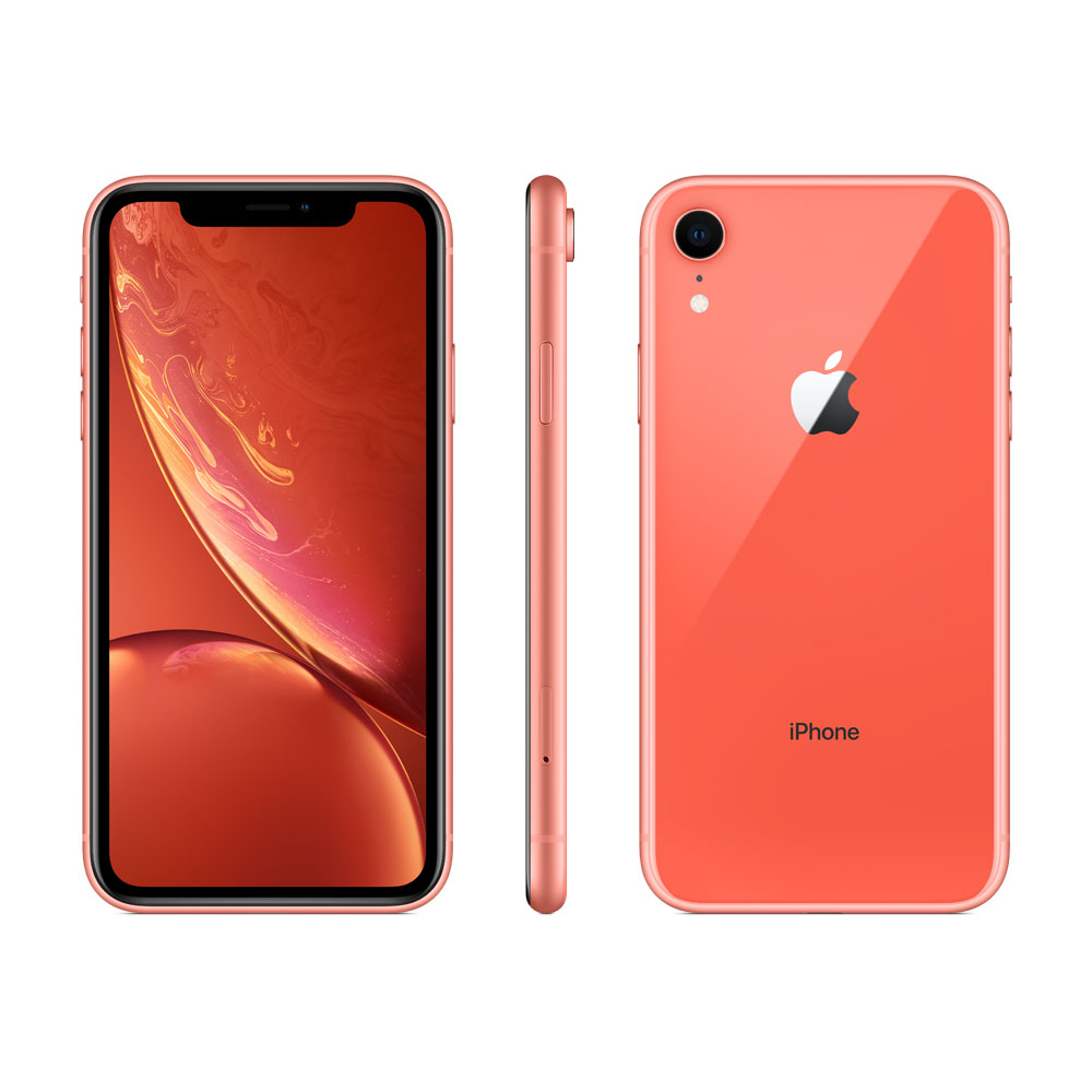 iPhone XR de 256 GB, Coral