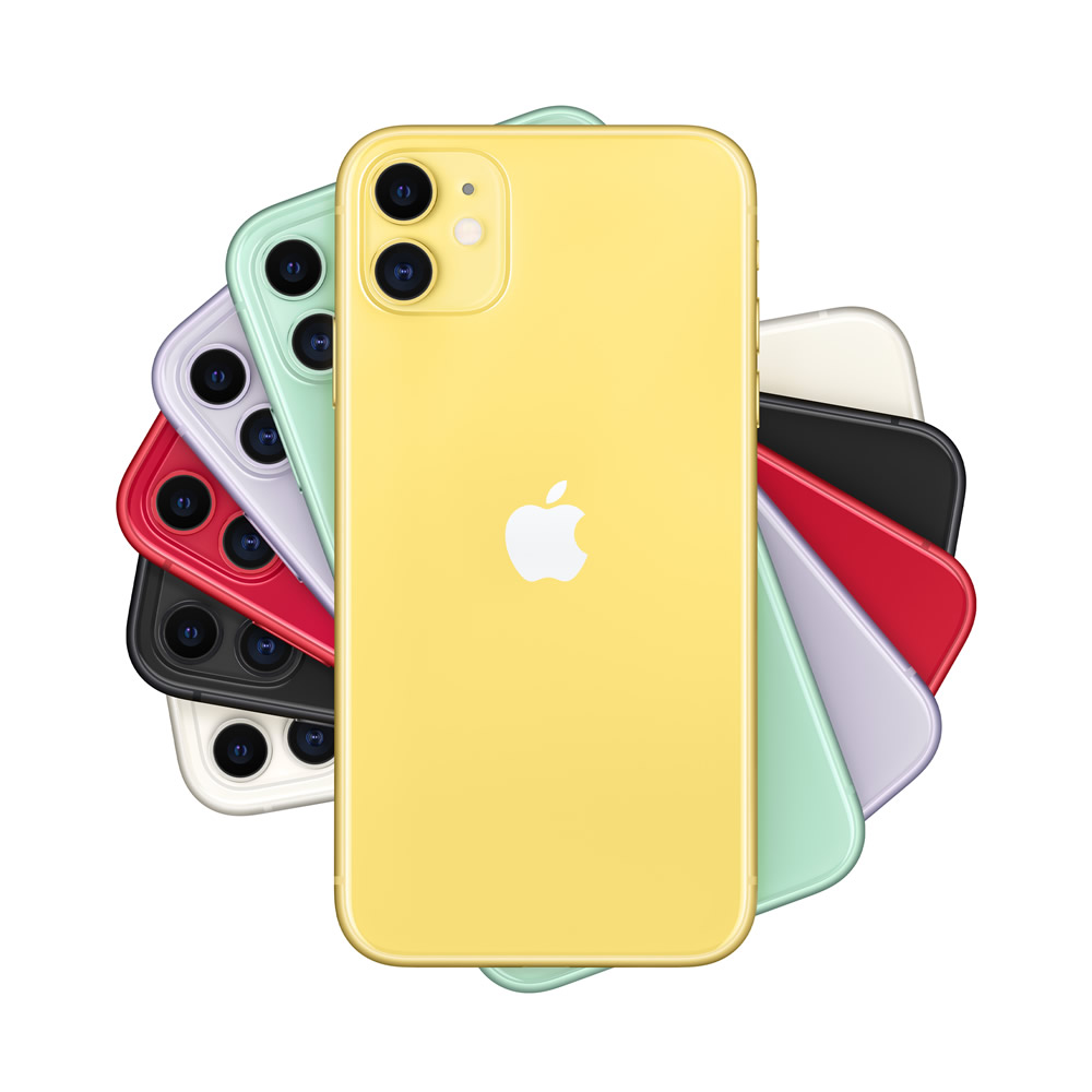 iPhone 11 256GB Amarillo