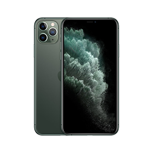 iPhone 11 Pro Max 256GB Verde Media Noche