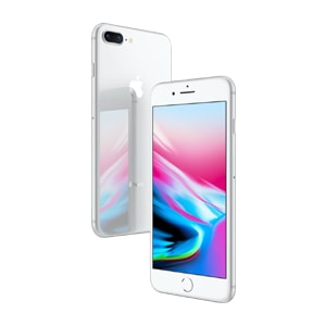 iPhone 8 Plus 128 GB Plata