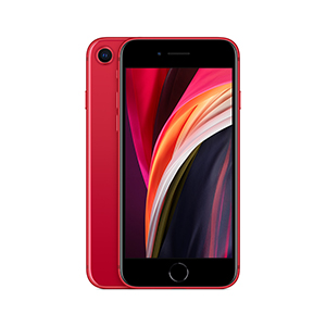 iPhone SE 256GB Red