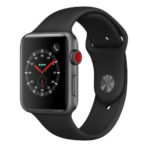 Apple Watch MTGT2CL/A S3 (GPS+Cellular) 42mm Aluminio Gris Espacial