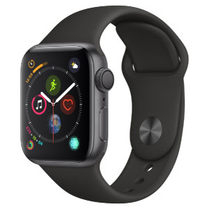 Apple Watch MU652LZ/A S4 Gps 40mm Alum Plata Corr Loop Deportiva Nácar